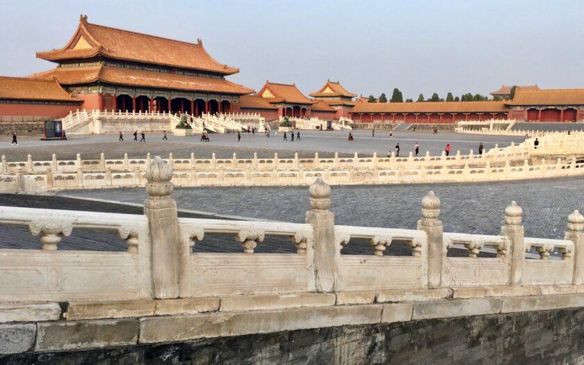 Palais Impérial - Pékin
